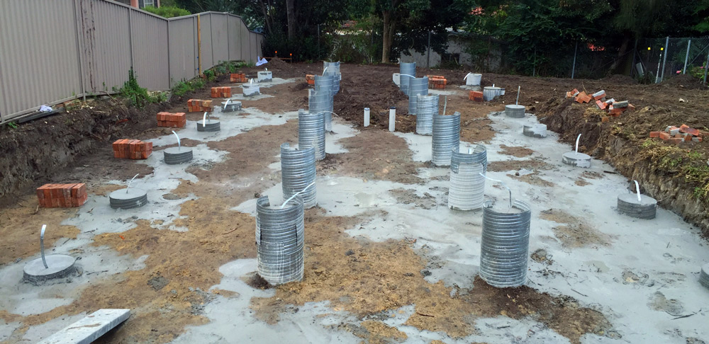 Foundation Piers by On Point Piling, Sydney
