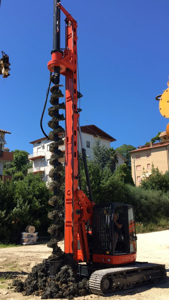 On Point Piling Services Sydney: Our Machinery Fleet - ever